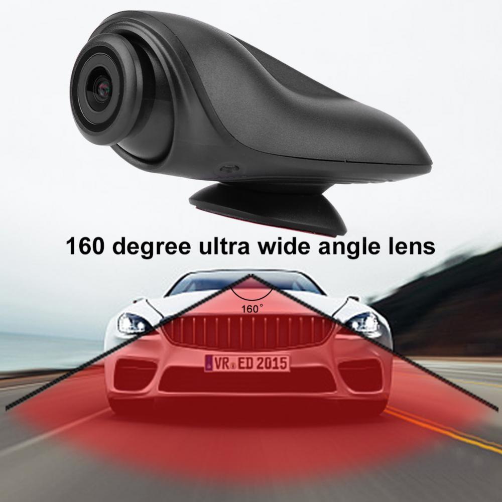 HD 1080P ADAS USB Car DVR Camera Video Driving Recorder Night Vision