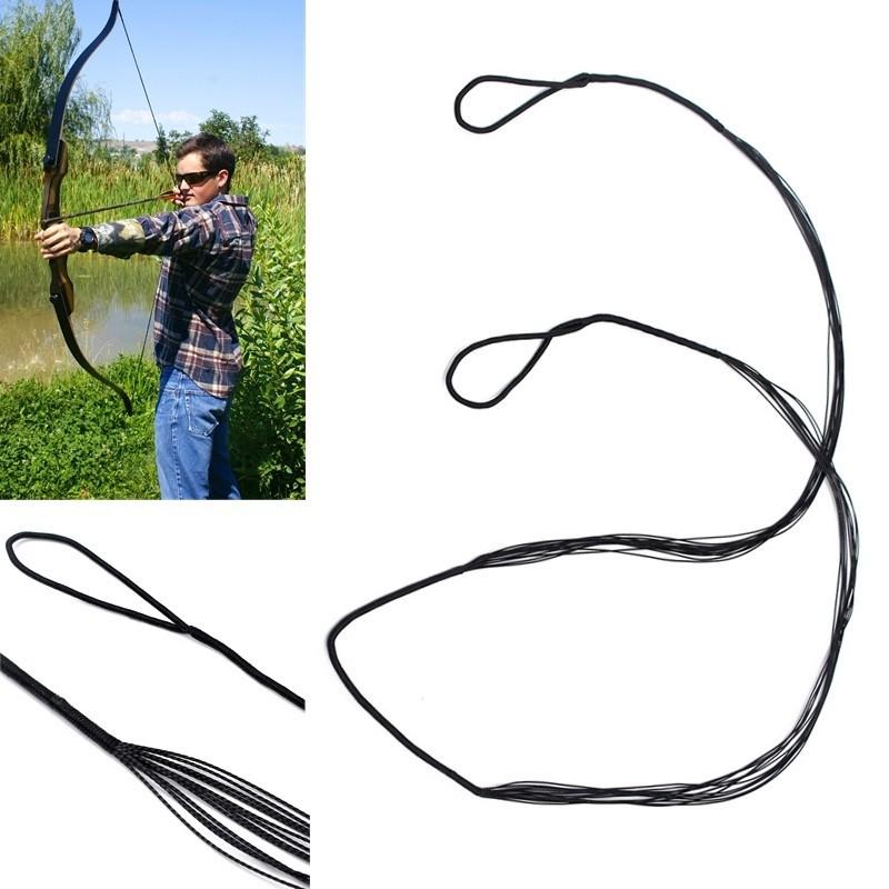 Nylon Handmade Custom Bow Strings Recurve Bow Longbow Archery Arrow Shooting