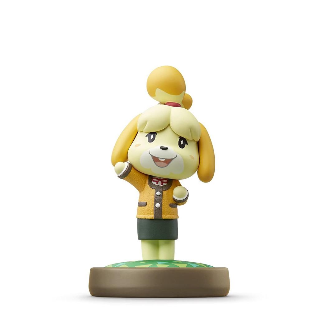 Nintendo Isabelle Winter Outfit amiibo