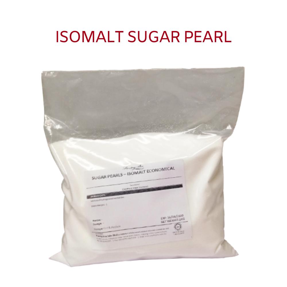 Ready Stock, Isomalt, Lollipop & Candy Sugar, Halal, 5 kg