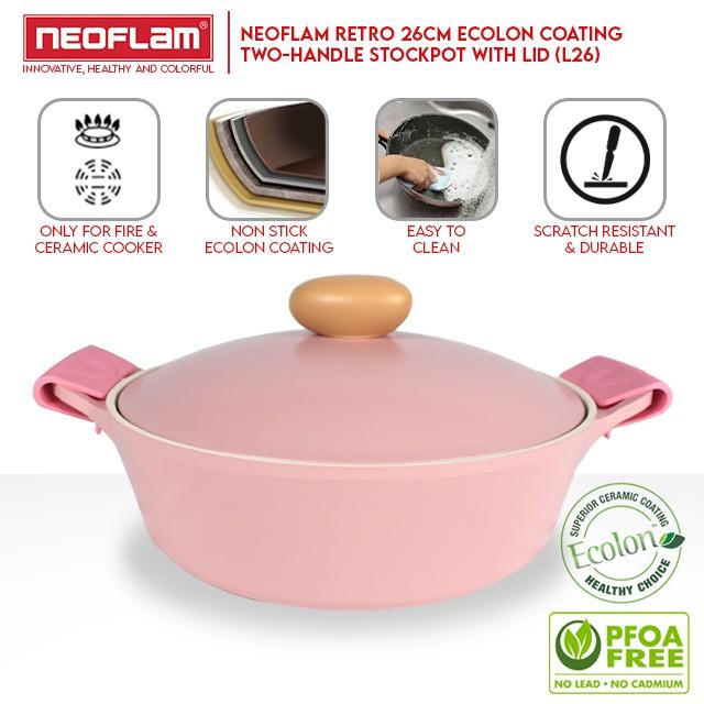 Neoflam Retro L26 Ecolon
