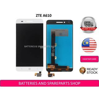 BSS Zte Blade A610 Lcd + Touch Screen Digitizer Sparepart