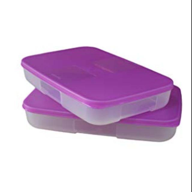 READY STOCK Tupperware ( 2pcs or 4pcs ) 550ml Freezermate Medium I