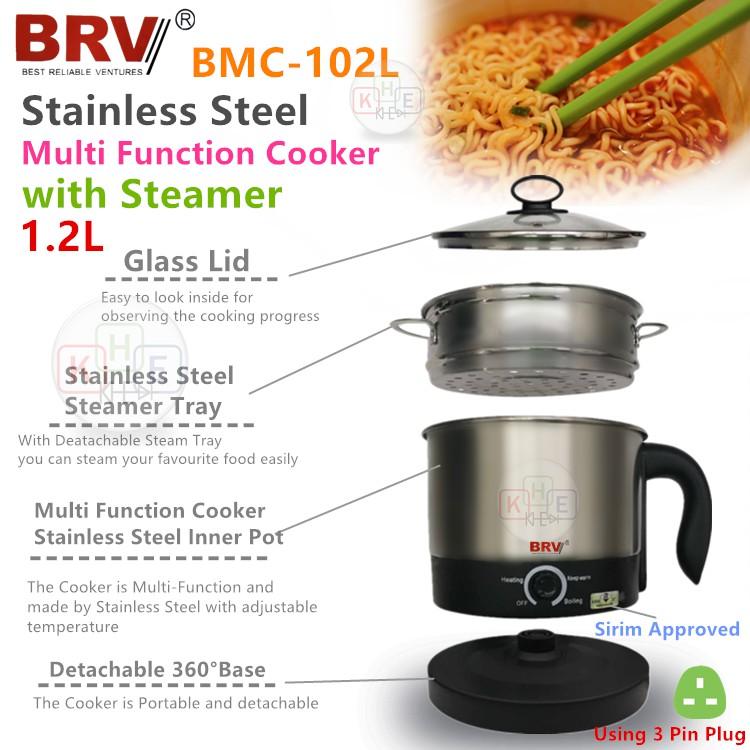 Milux High Pressure Cast Iron Gas Cooker Dapur Tekanan Tinggi Hp 308 Sho Malaysia