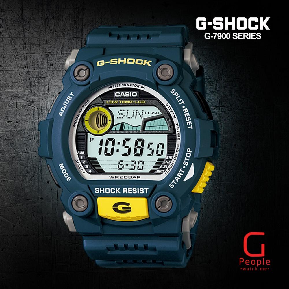 CASIO G-SHOCK G-7900-2DR   G-7900-2D   G-7900-2   G-7900 WATCH 100%  ORIGINAL  edded5396bfd2