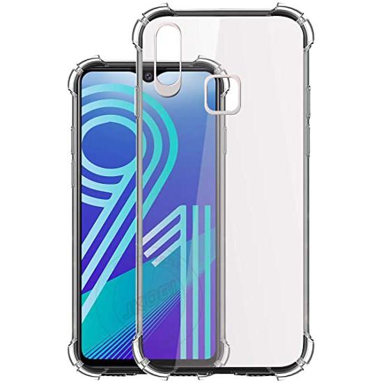 Vivo Y12 Y15 Y17 Y19 Y20 Y21 Y22 Y25 Y53 Y71 Y91C Y 91 Y91I Y95 Shockproof Silicone Phone Case TPU Back Cover Antidrop