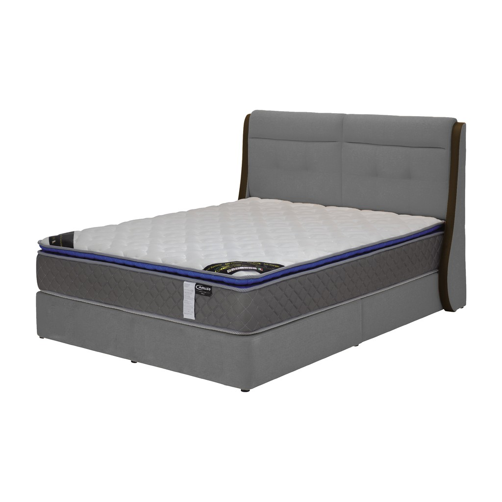 new product efb4b 08c49 Singapore Best Seller Queen Sturdy Bed Frame by SOLANO