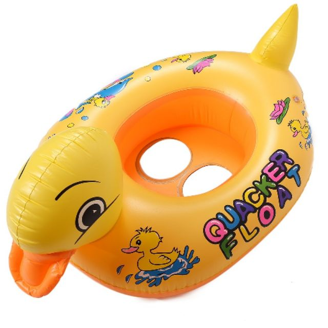 ( Malaysia Local Stock ) Baby Swimming Seat Ring Inflatable Float