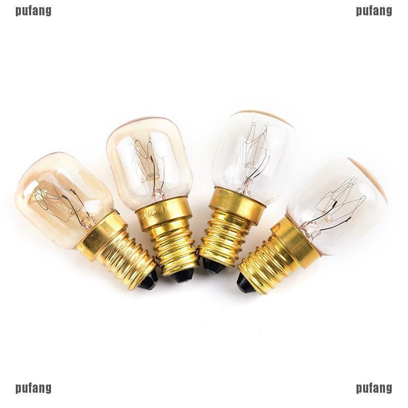 E14 15W 220-230V 300°C Warm White Oven Cooker Bulb Lamp Heat Resistant Light