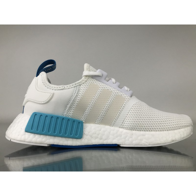 Details about Adidas NMD R1 W WhiteBlue St Paul's S75235