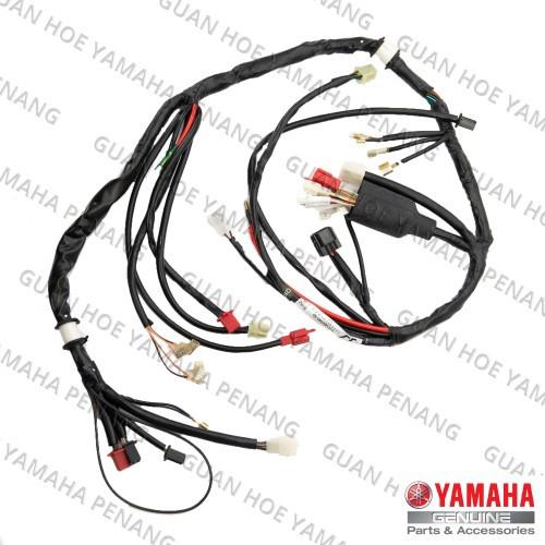 Yamaha Lagenda 115z/zr - Wiring embly [HLY Yamaha Genuine Parts] on