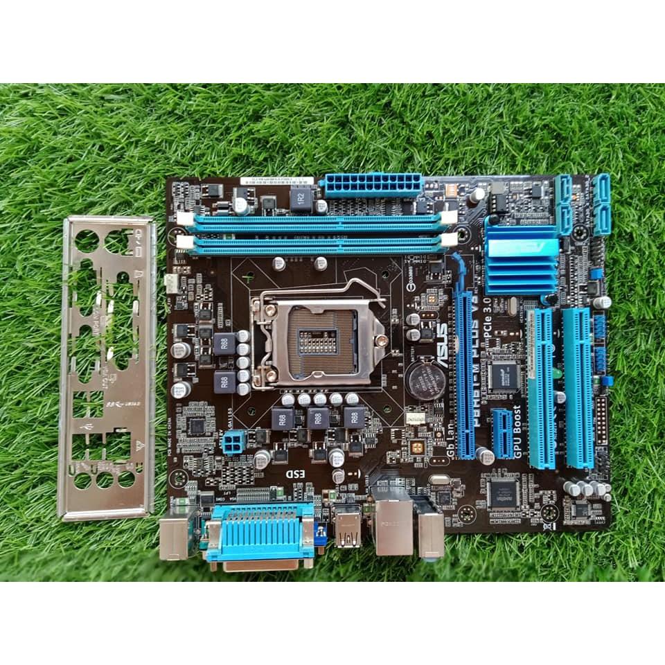 motherboard(USED) Asus socket 1155 P8H61-M PLUS V3/ H61M-K