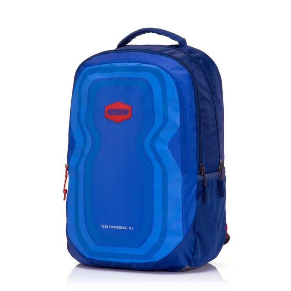 American Tourister Herd Backpack - 02-Sporty Blue