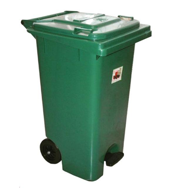 120Lit Step Bin/Tong Sampah Pijak/Garbage Trash Bin