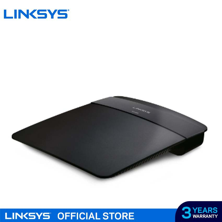 Linksys E1200 N300 Advanced Wireless 2.4GHz N Router
