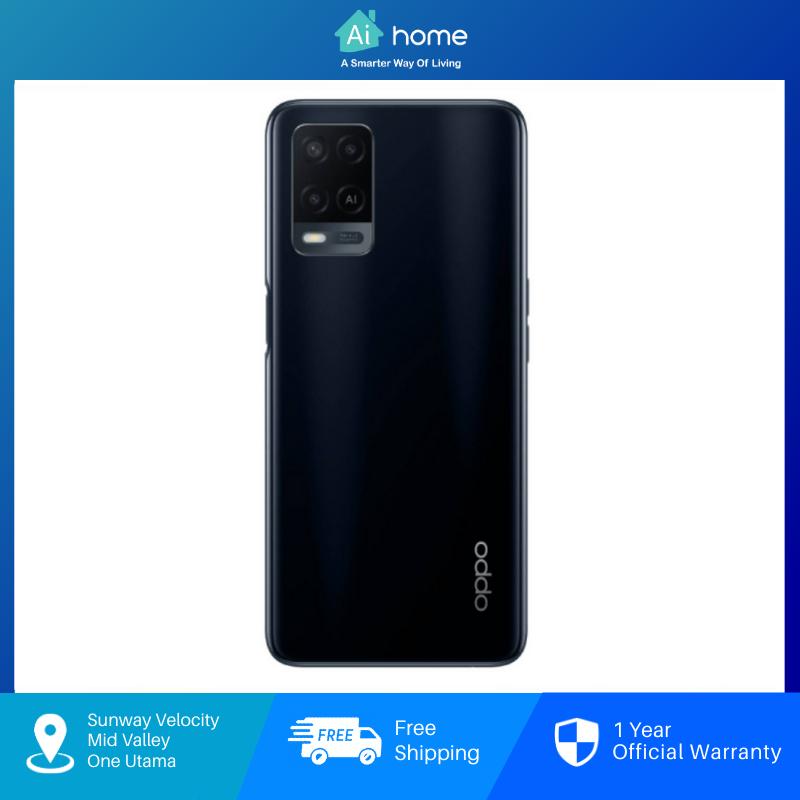 OPPO A54 [ 4GB + 128GB ] Smartphone - AI-Enhanced Selfie | Eye Care Neo-Display | 5000mAh Battery [ Aihome ]