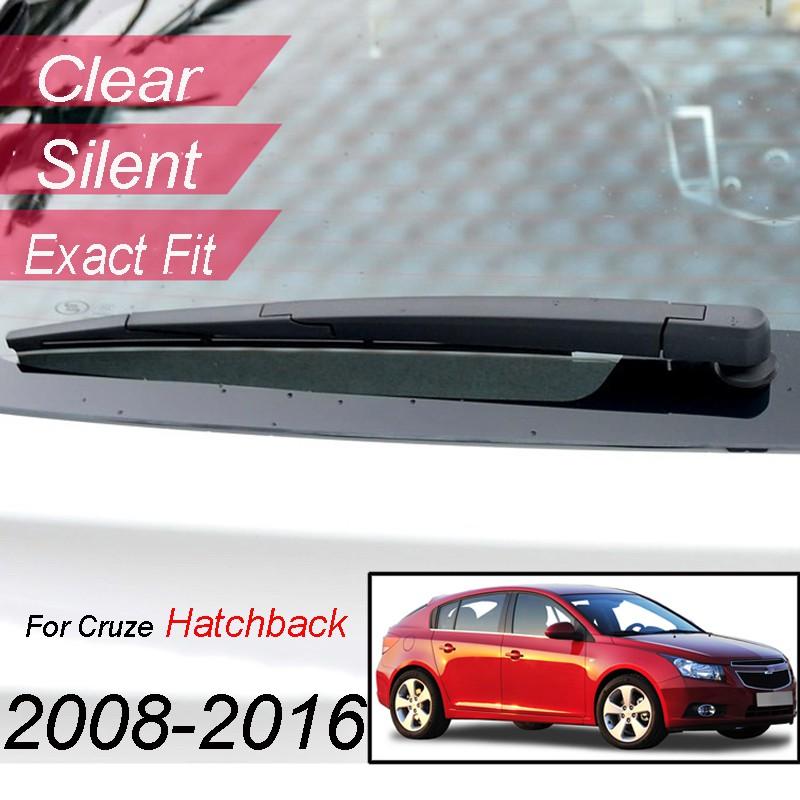Rear Wiper Arm Blade Kit For Chevrolet Cruze 2008 2009