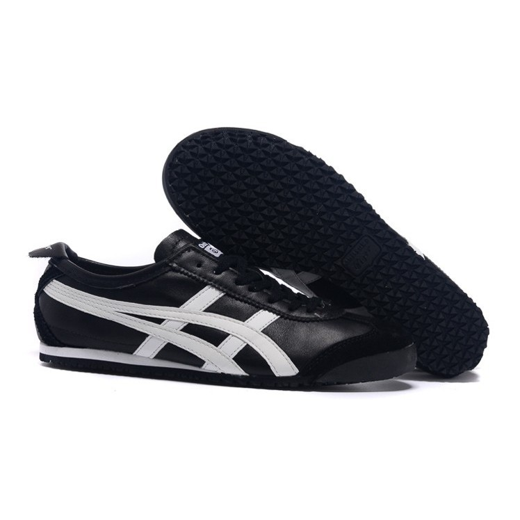 brand new 36e72 1cd93 onitsuka Tiger Mexico 66 Black/white (Oem) Premium Quality