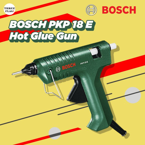 Bosch PKP 18 E Professional Glue Gun 200W Heating 11mm Free tracking
