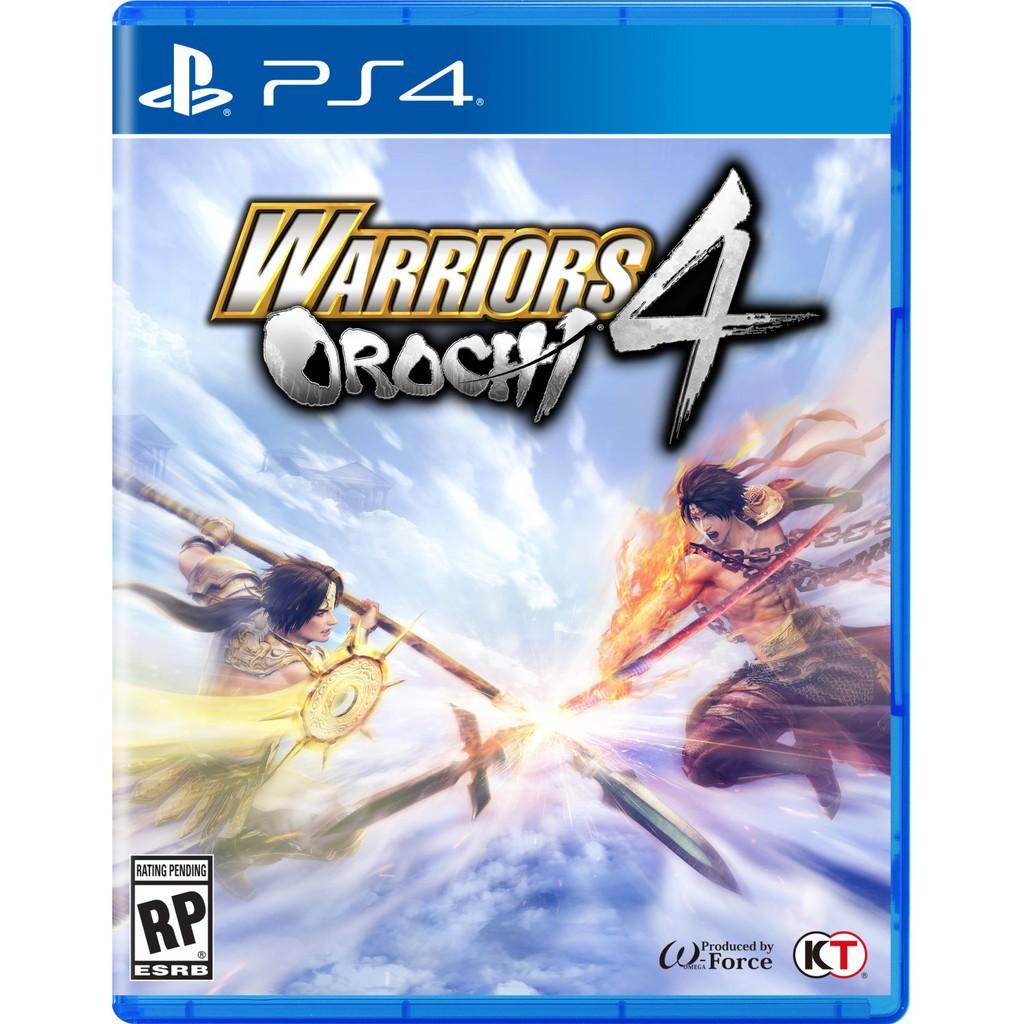 PS4 Warriors Orochi 4 Treasure Box (R3/ENG)