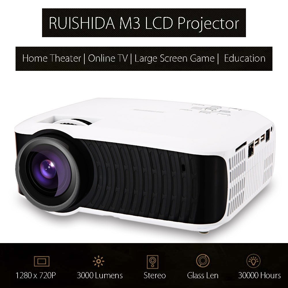 4k 1080p Fhd Dlp Wifi Bluetooth Android 8g Rgb Led Projector Home Lcd Multifunction Controller Circuit Diagram Control Hdmi Usb Shopee Malaysia