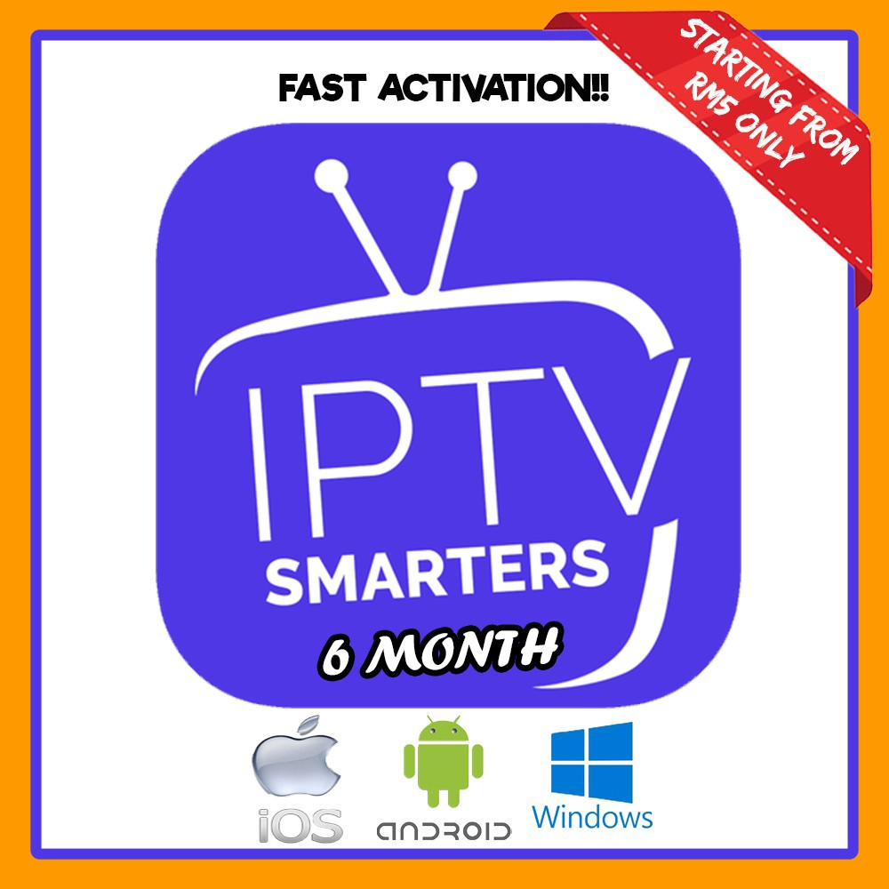 3-12 MONTH📺IPTV PREMIUM 8000++ CHANNEL WOLRDWIDE [Authorised Dealer