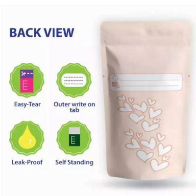 Milk Planet: Premium Breastmilk Storage Bags - 3.5oz - 28pcs