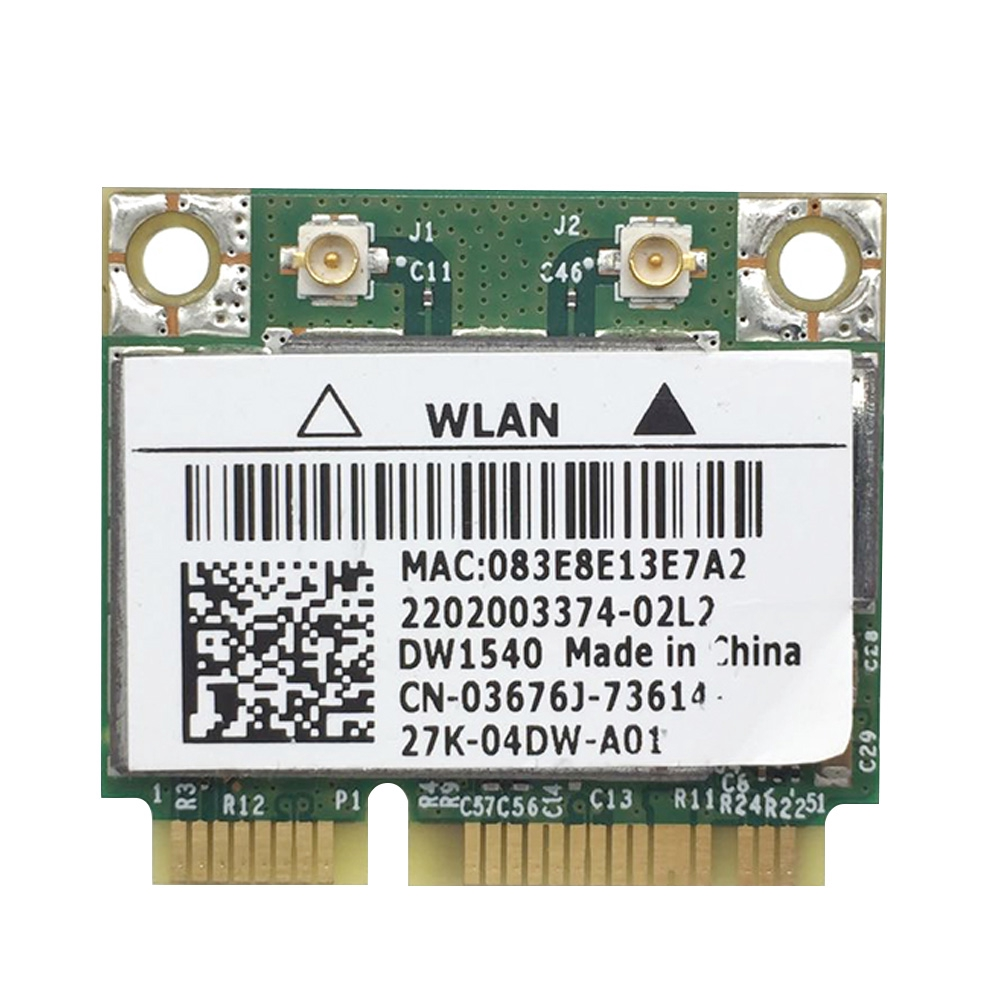 Double Frequency High Compatibility MINI Pci-e Fast 802 11a/b/g/n Dual Band  BCM943228HMB Internal Wifi Wireless Card