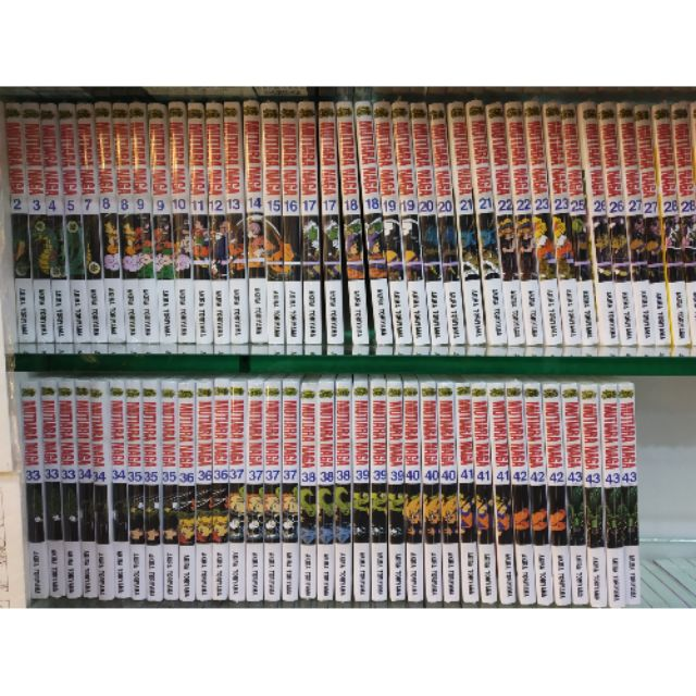 Komik dragon ball 1-43 set Tamat mutiara Naga manga Goku