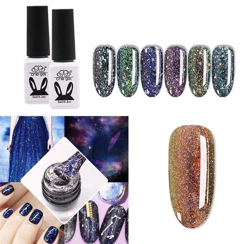 MG Nail Gel Glue Manicure Decor Adhesive Art UV Jewelry Gems ... 8868c28f9d77