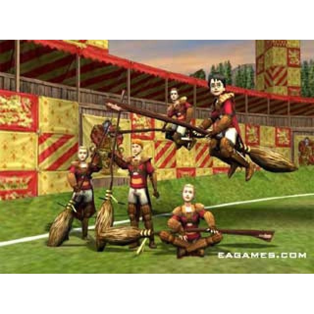 PS2 Game Harry Potter: Quidditch World Cup, Sport Game, English version / PlayStation 2