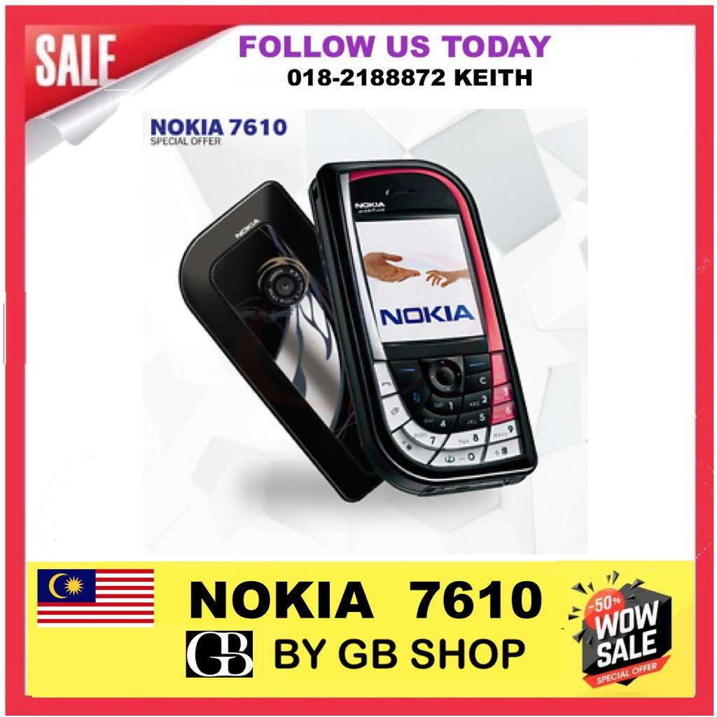 NOKIA 7610 REFURBISH