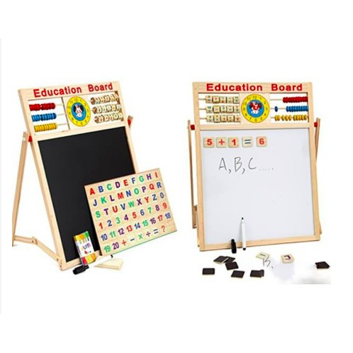 Double sided drawing board (Sketchpad)