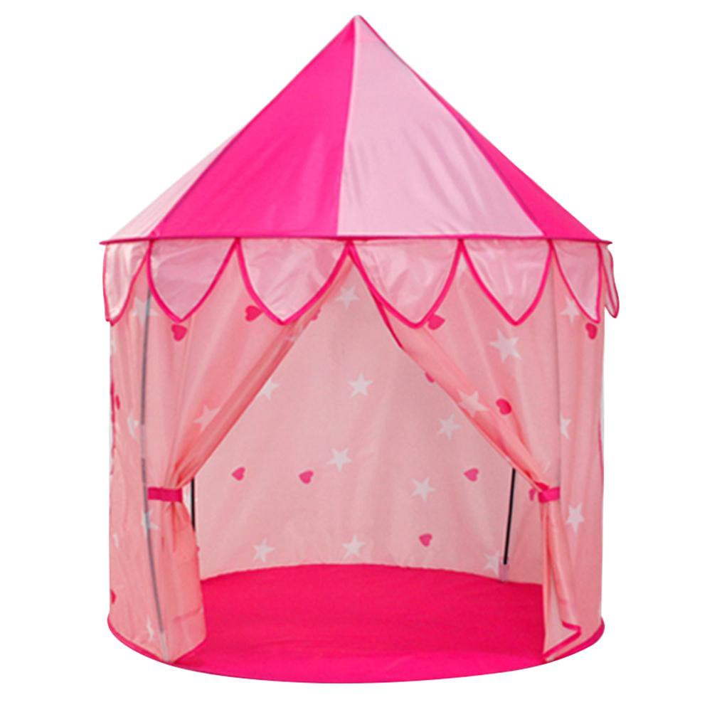 sports shoes e4214 6c922 ♈🔥Princess House Large Indoor Children Tent Toy Folding Playing Game Castle