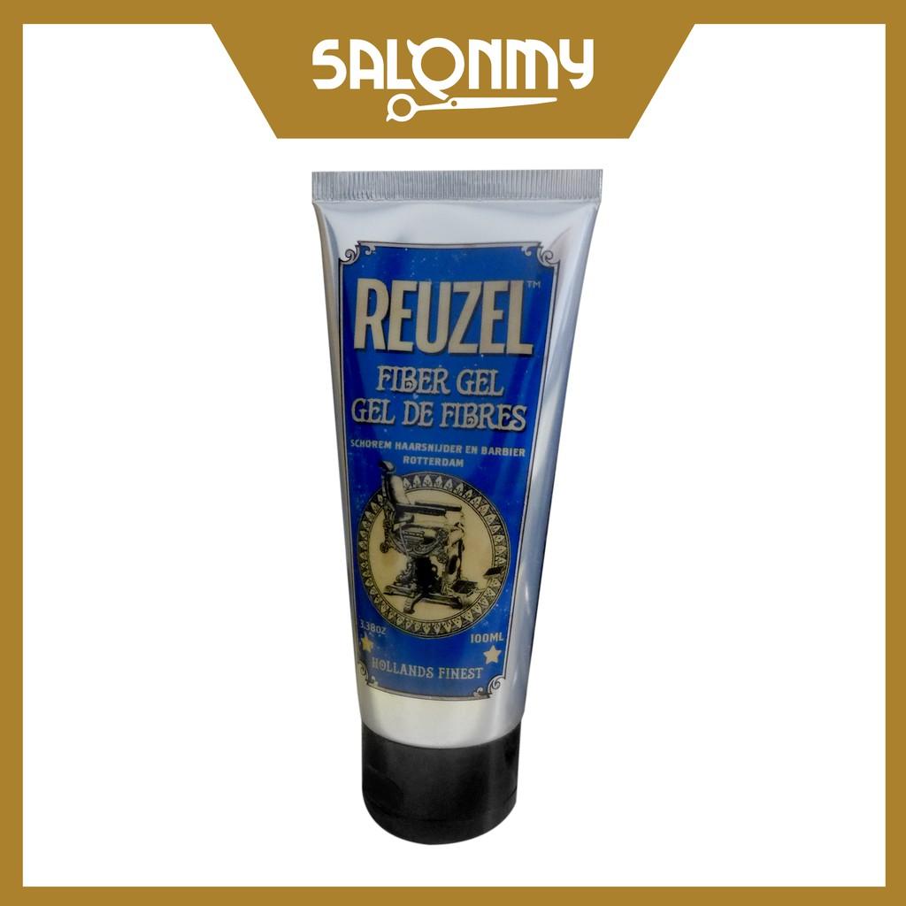 Reuzel Fiber Gel 100ml With Free Comb