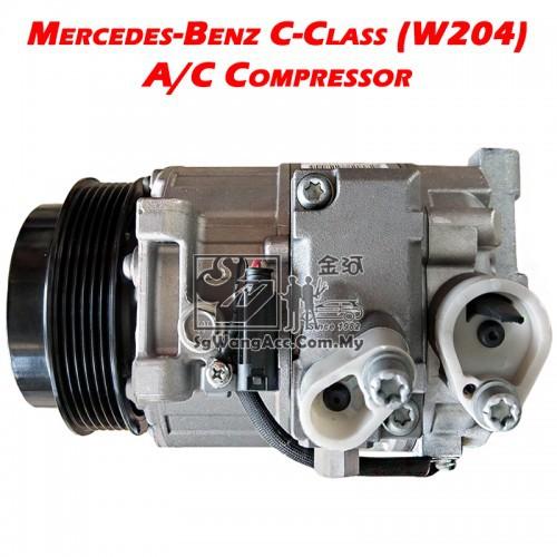 Mercedes-Benz C-Class W204 Air Cond Compressor   Shopee Malaysia