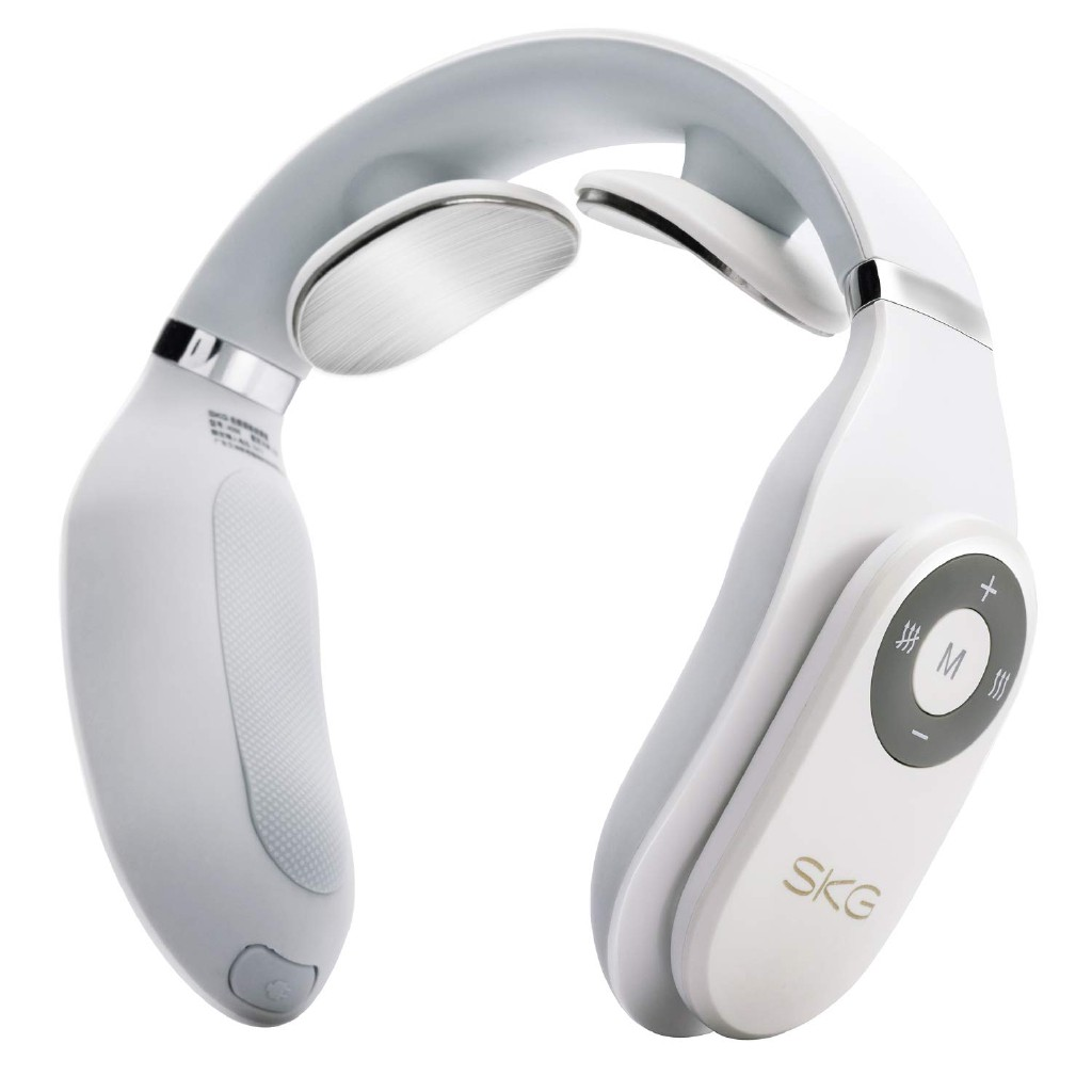 MALAYSIA ONLY AUTHORIZE RESELLER SKG SMART NECK MASSAGER MODEL 4098 WITH REMOTE CONTROL multi-function portable