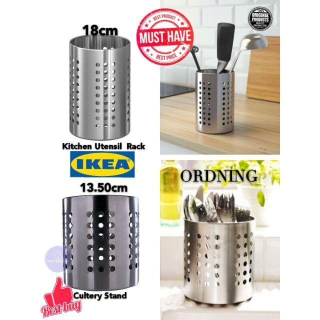 💥IKEA💥ORDNING Kitchen Utensil Rack, cutlery stand