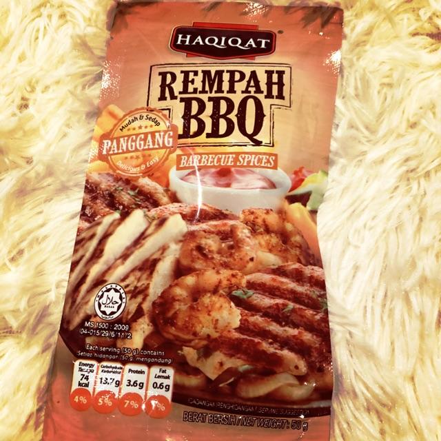 Rempah BBQ / BBQ Spice | Shopee Malaysia