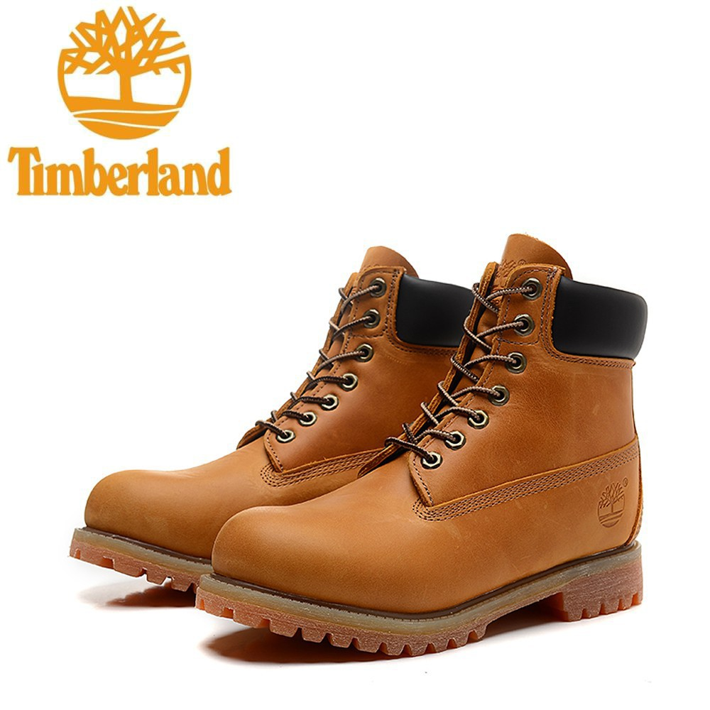 cuenta once Paradoja  Timberland classic Genuine Leather for men casual martin boots boat shoes  27061   Shopee Malaysia