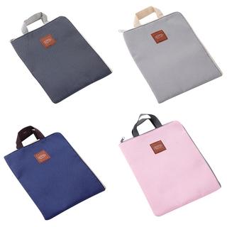 Laptop-Zipper-Multifunction-File-Bag-Portable-Document-Bag-
