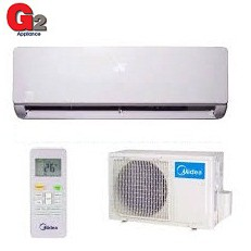 Midea MSK3-09CRN1 1hp with Ionizer Air Conditioner - R410a - 3 star
