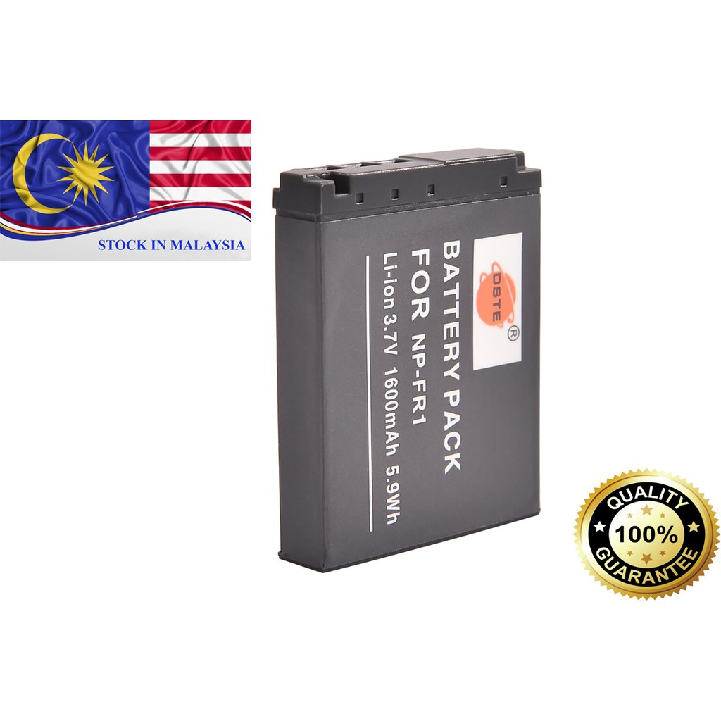DSTE NP-FR1 Battery For Sony Camera (Ready Stock In Malaysia)