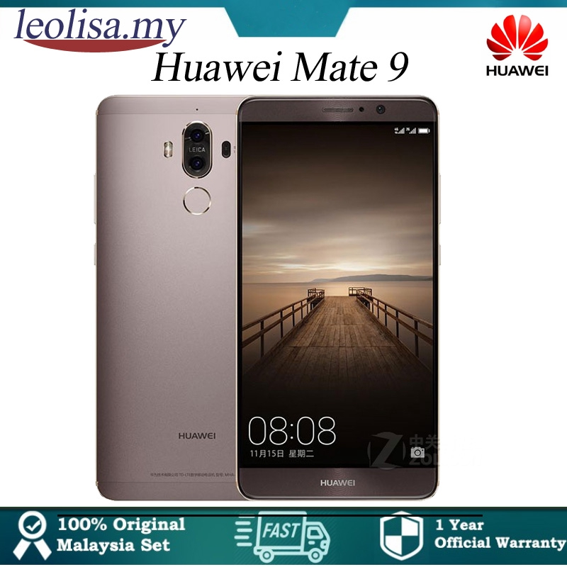 Huawei Mate9 100% original phone 4G+32G/64G pro android 8 0
