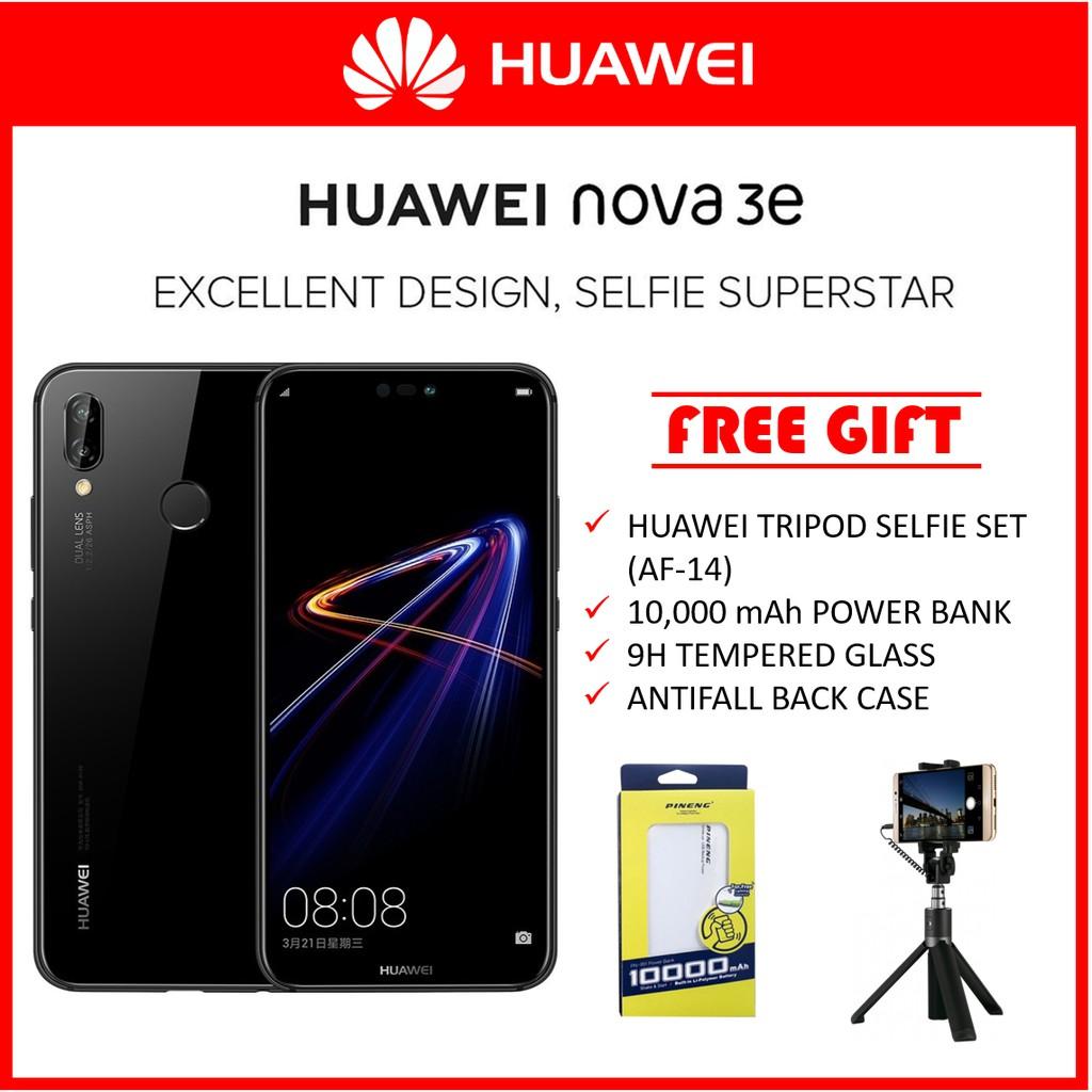 HUAWEI NOVA 3e / ANE-LX2 (4GB + 128GB)