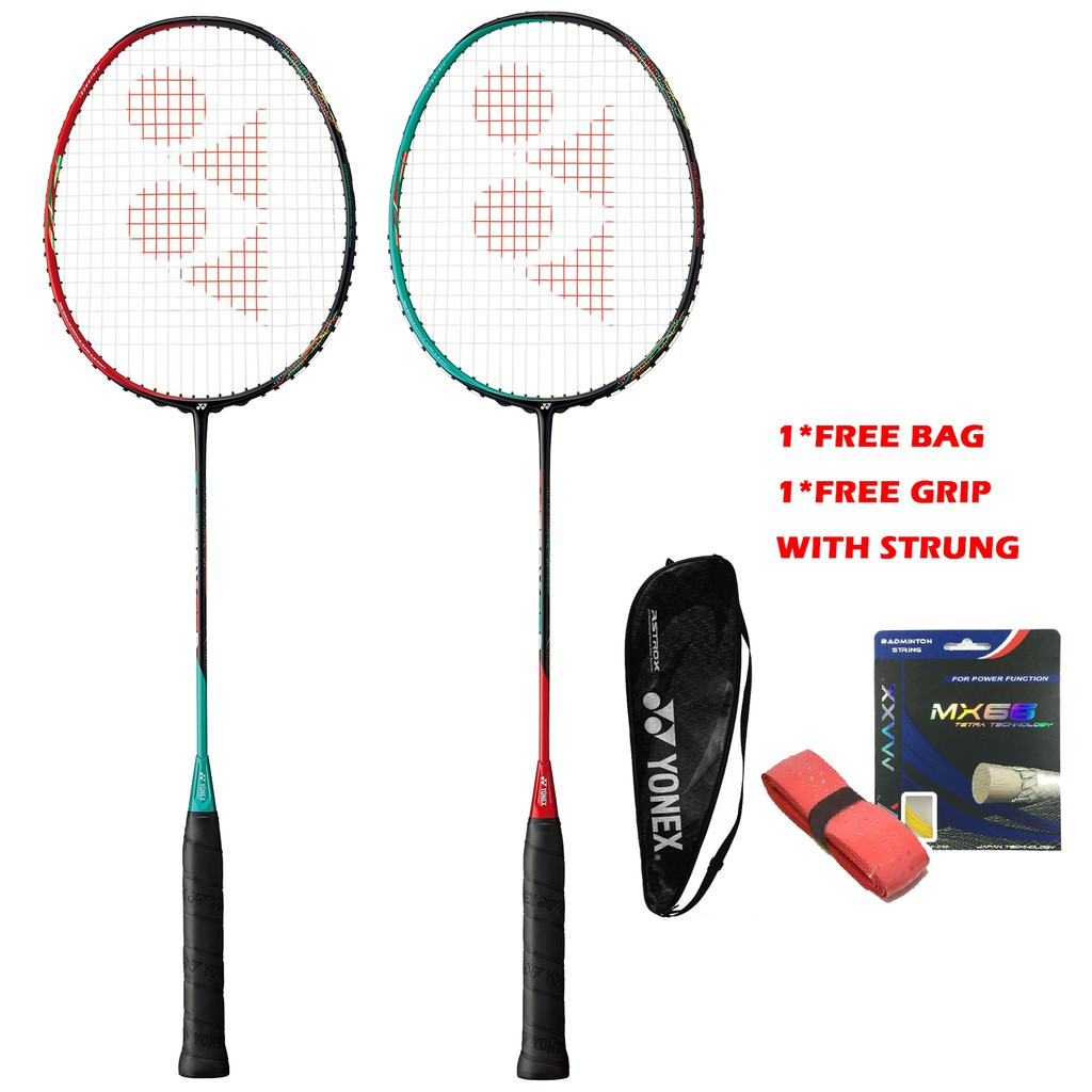 YONEX original ASTROX 88 Full Carbon Single Badminton Racket With String Made in Japan ไม้แบดม