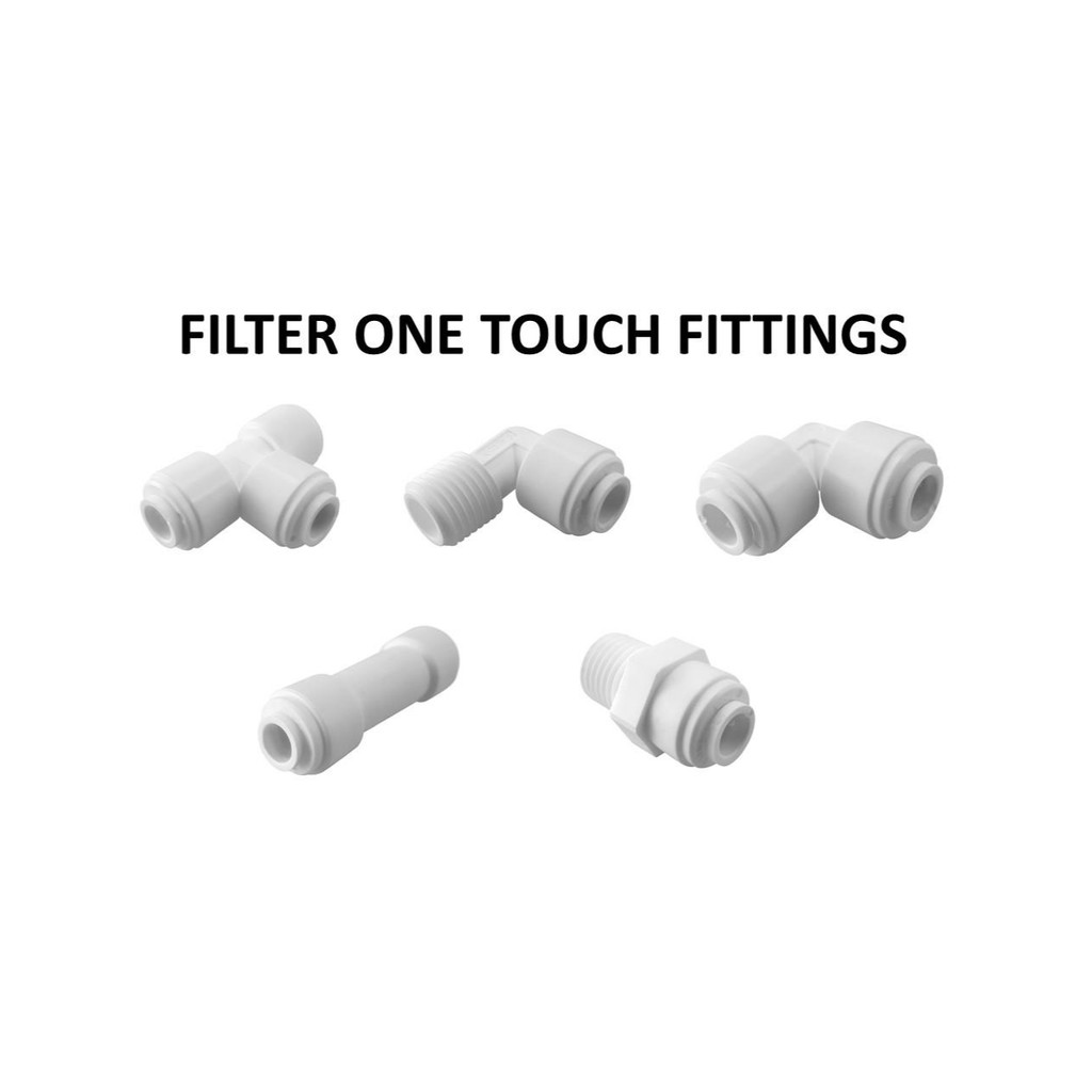 Water Filter Fitting Water Filter One Touch Coupling (Part 1)