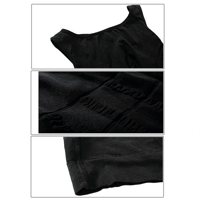 Hot Slimming Vest Top For MEN - Slim N Lift - MEN's Shirt Body Shapers