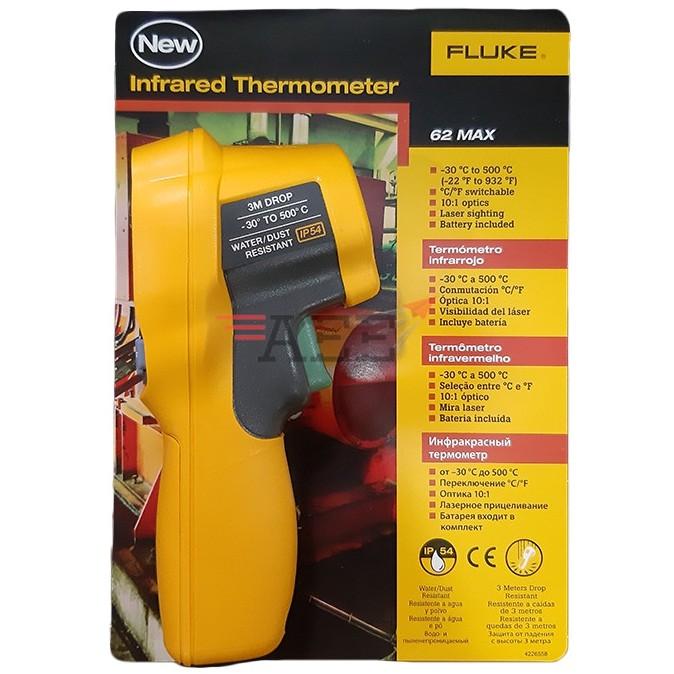 Fluke 62 MAX Mini Infrared Thermometer