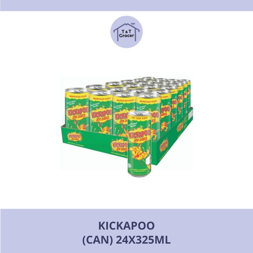 Kickapoo Minuman (24x325ml/ 24x500ml/ 12x1.5L)